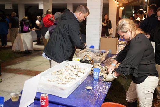 Oyster Roast & Taste of Collegiate