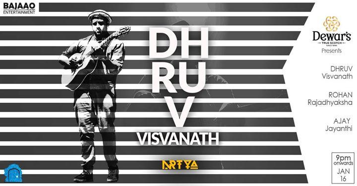 Dhruv Visvanath Live