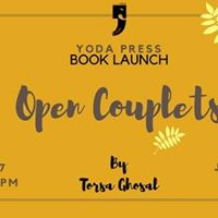 Book Launch Open Couplets