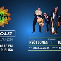Kaya &quotOn Toast&quot Album Launch