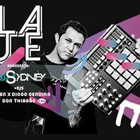 LAJE  DJ Sydney (RJ)  Groove