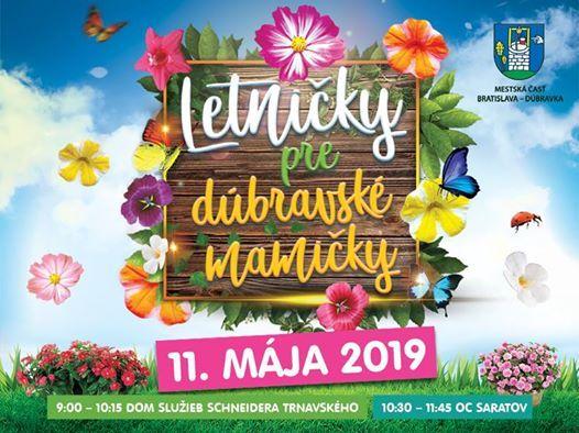 3b385f5c0 Letničky pre dúbravské mamičky at Mestská časť Bratislava-Dúbravka ...