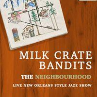 Milk Crate Bandits