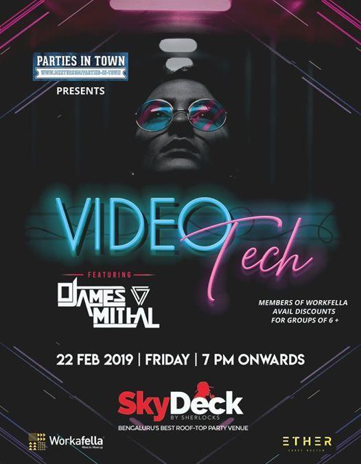 Video Tech - Skydeck by Sherlocks