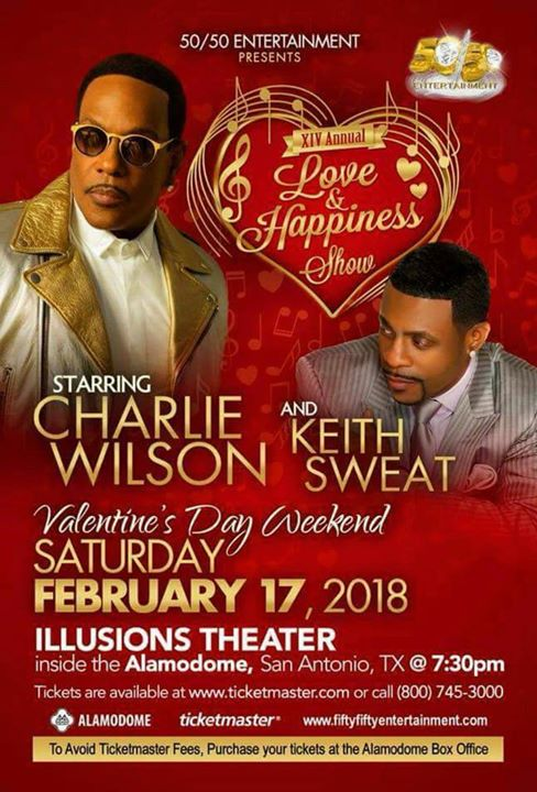 2018 Love & Happiness Show San Antonio TX.