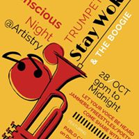 Conscious Night with Trumpet Z &amp The Boogie