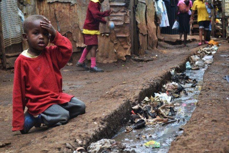 Zip Line - Kenya Children of the World