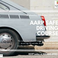 AARP Safe Driving Course