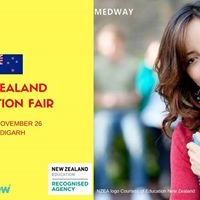 New Zealand Education Fair Chandigarh