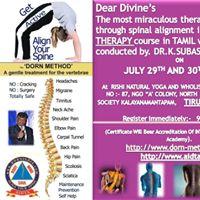 Boost Event Dorn Basic Workshop Tirunelveli