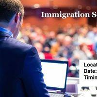 ISA Global immigration seminar in Chennai