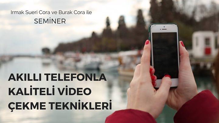 Akll Telefonla Kaliteli Video ekme Teknikleri