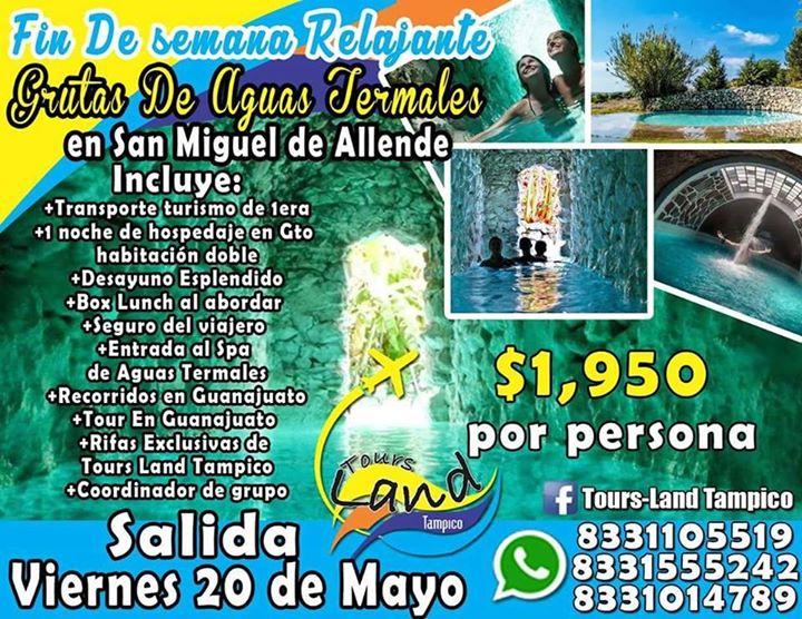 Guanajuato Amp San Miguel De Allende Relajate En Las Aguas