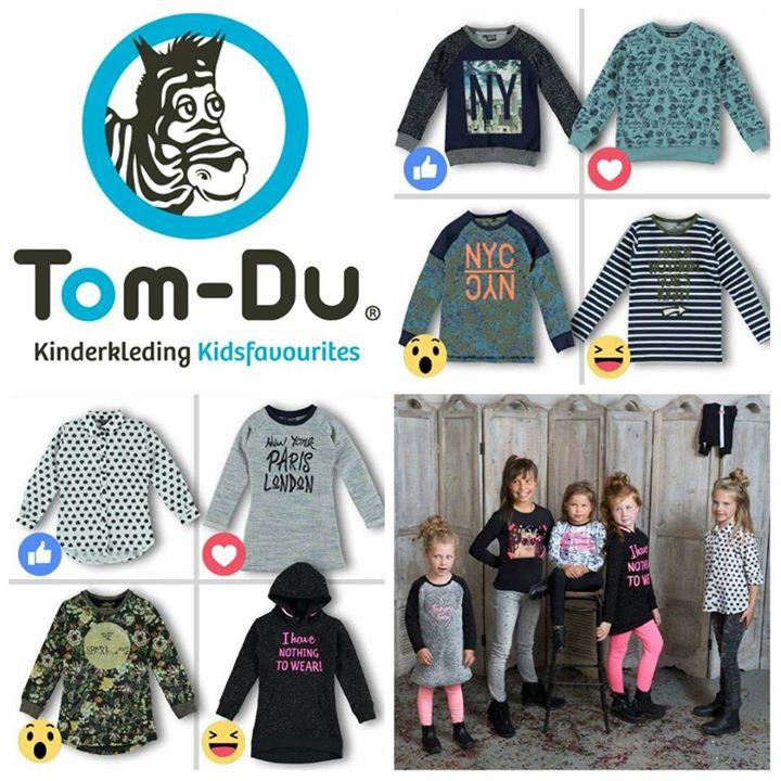 Tom Du Kinderkleding.Uitverkoop Winter Tom Du Preview Zomer 2017 At Bisschop