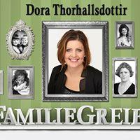 Dora Thorhallsdottir  Familiegreier