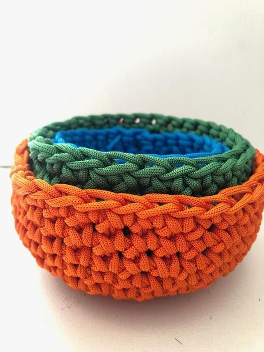 Crochet Basket Workshop