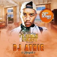 Liquid Lounge presents Dj Athie (Umgido)