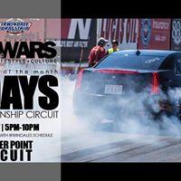 Racewars Fridays  Point Championship Circuit