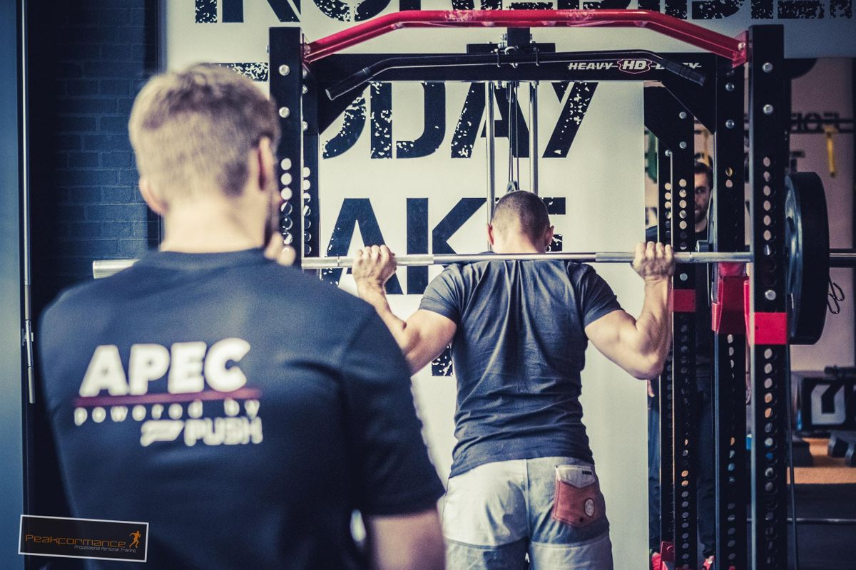 National Accreditation in Strength & Conditioning Phase 1 - IRE Dublin