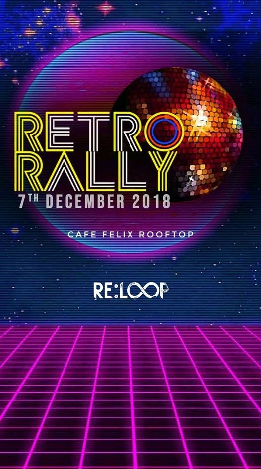 Retro Rally 2018  RnB  Hip Hop  Retro