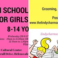 Charm School for Girls 8-14 Yo - Gold Coast