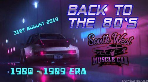 All 80s Affair Car Show