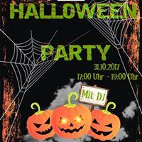 Halloween-Party im Familienzentrum EMMA