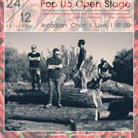 Arcadian Child  Pop-Up Festival