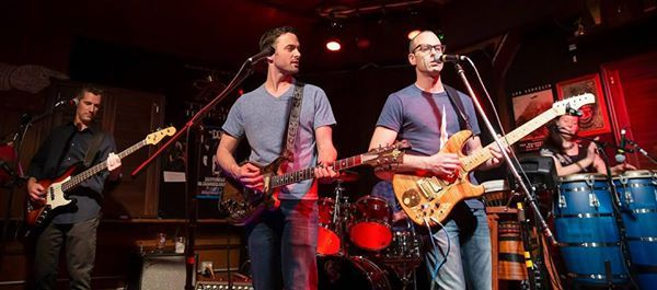 Workingmans Jed to play South Street Social Morristown