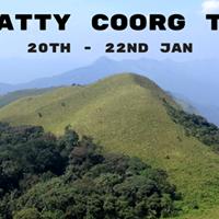 Kopatty Coorg Trek with Plan The Unplanned
