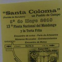 13 Fiesta Nacional del Mondongo y la Torta Frita en Sta Coloma