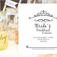 Brides Cocktail 2 edicin Novias 2018