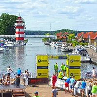 2. Swim Run in Rheinsberg