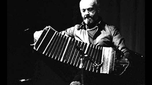 Workshop: The Magic of Tango Music and the Bandoneon at The Lantern