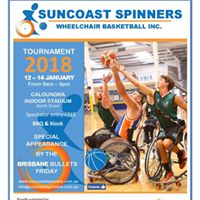 Suncoast Spinners Tournament 2018