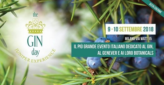 The Gin Day 2018