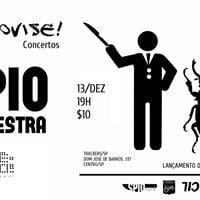 Improvise51 - Concerto de Lanamento do lbum da SPIO Orquestra