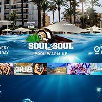 Soul2Soul Pool Warm Up