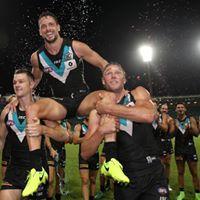 Power v Eagles - AFL Round 7
