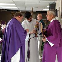 First Friday Mass  adoration Misa de viernes primera