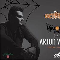 Halloween feat. Arjun Vagale