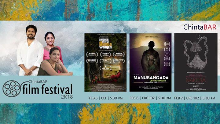 Chinta BAR film festival 2K18