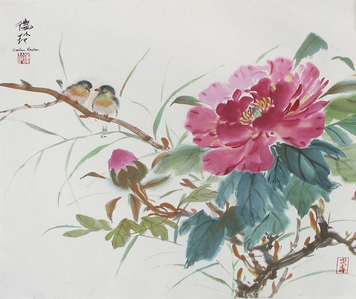 2017 Oriental Painting Workshop
