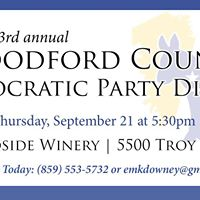 Woodford County Democratic Party Dinner