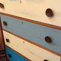 Ateliers de peinture sur meuble Cottage Paint