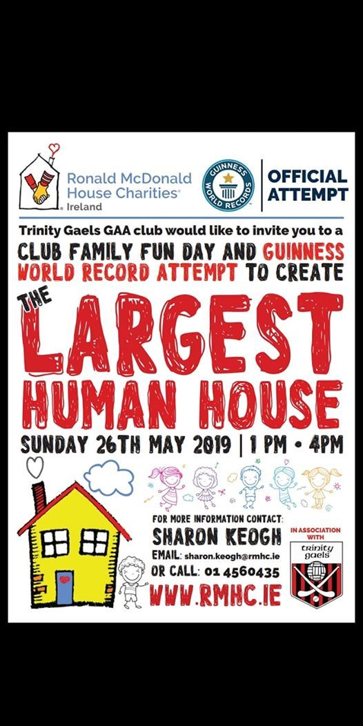 Club Family Day  Guinness World Record Attempt