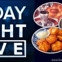 Friday Night Live 2- Latkes babkes and beer