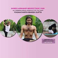 Yogacharya Manish Gupta