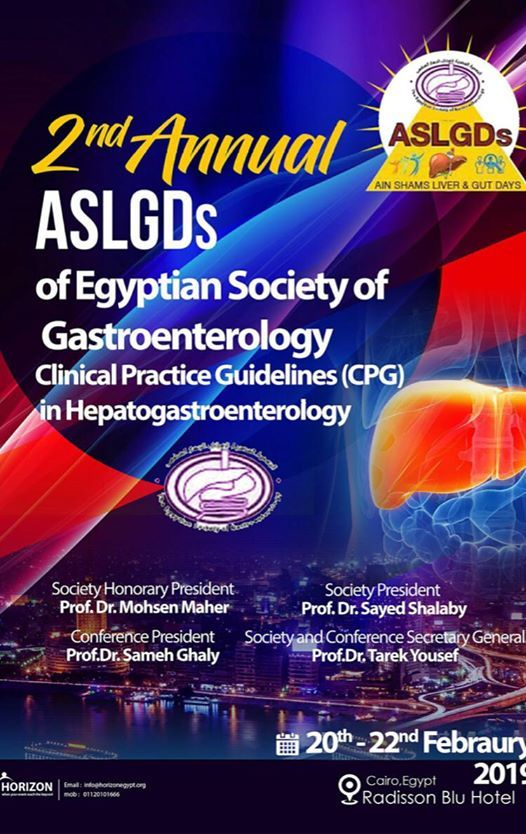 2nd Annual ASLGDs of Egyptian Society of Gastroenterology