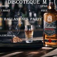 Ballantines PARTY